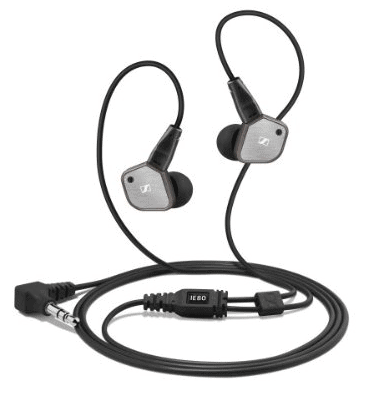 sennheiser ie80 review