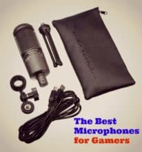 best microphones for gamers