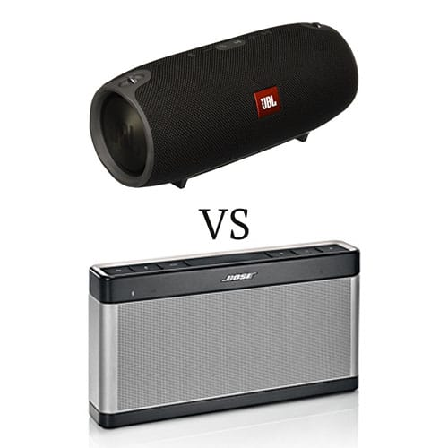 jbl xtreme vs bose soundlink 3 which bluetooth will you love best allsoundlab. Black Bedroom Furniture Sets. Home Design Ideas