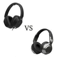 Skullcandy Crusher vs Hesh 2 Wireless
