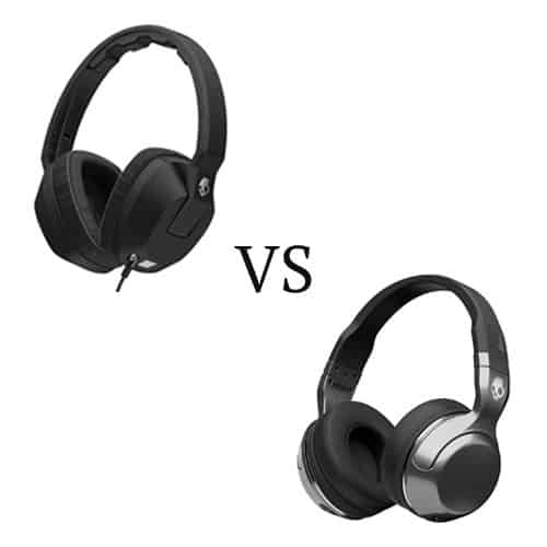 Skullcandy Crusher Vs Hesh 2 Wireless Which Headphones
