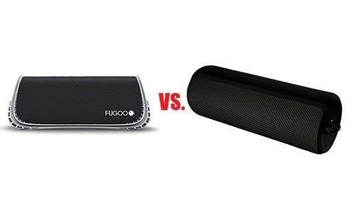 Fugoo Sport XL vs UE Boom 2