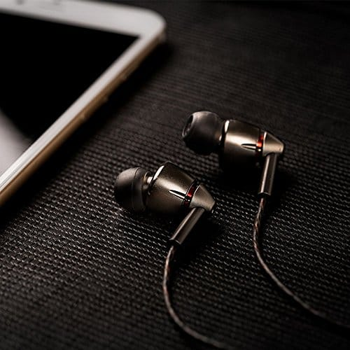 1More Quad Driver Earbuds Review
