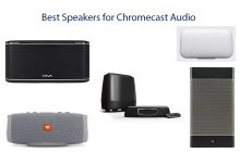 Best Speakers for Chromecast Audio