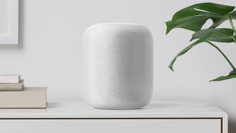 what is surprising is how much apple manages to pack into the homepod