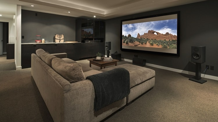 home theater center channel speakers