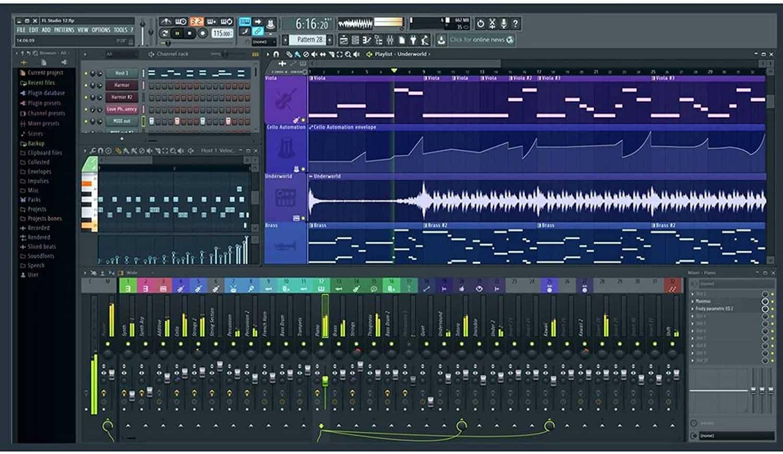 fl studio features