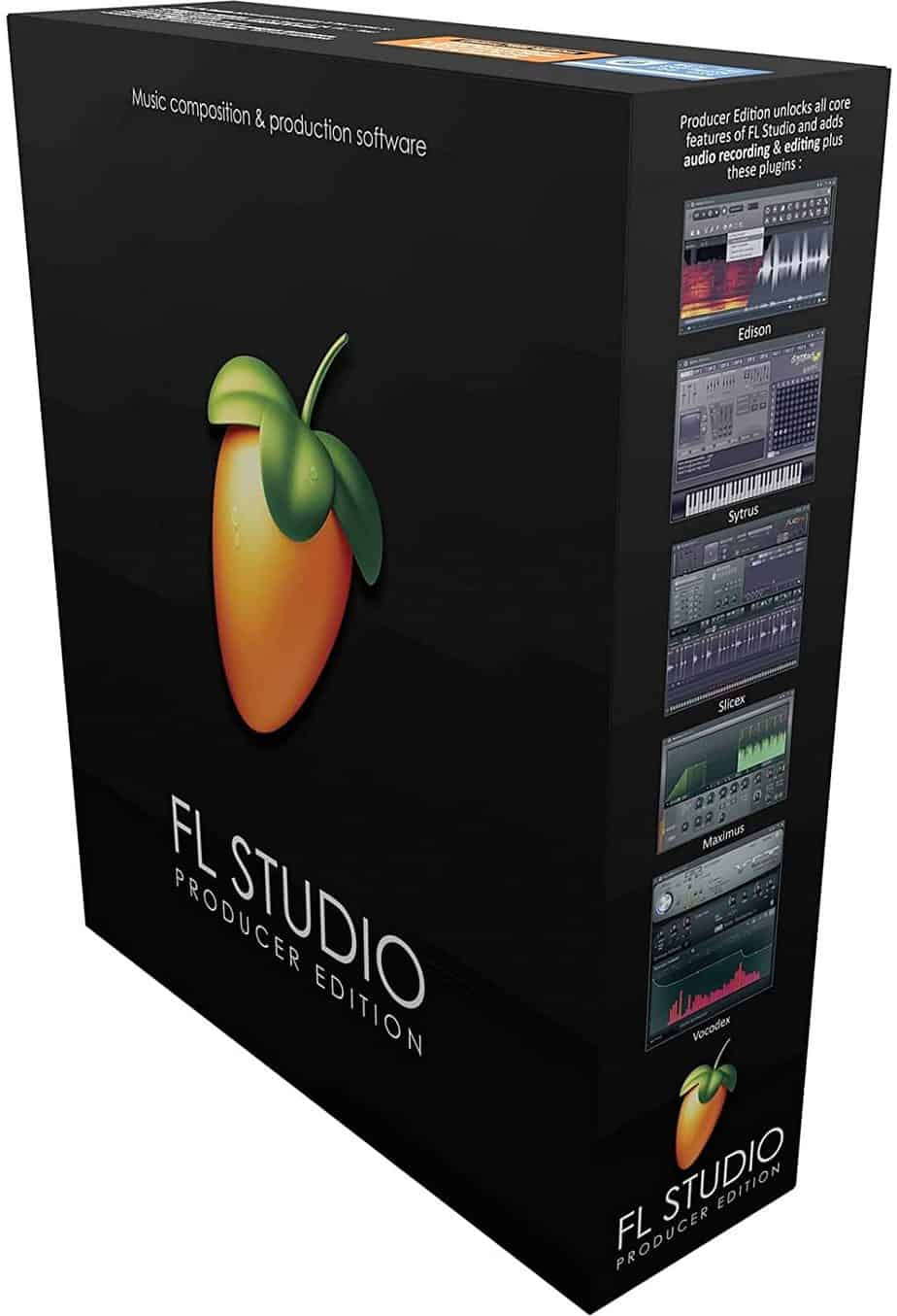 fl studio 12 vs 20