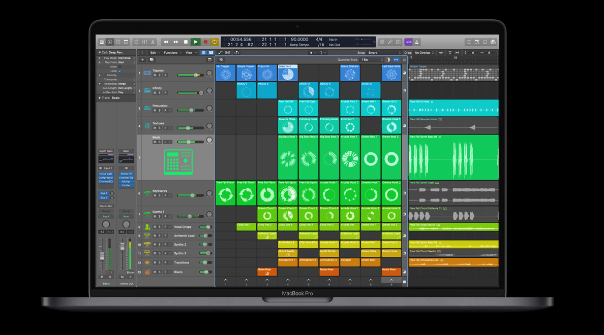 Logic Pro X vs FL Studio 20