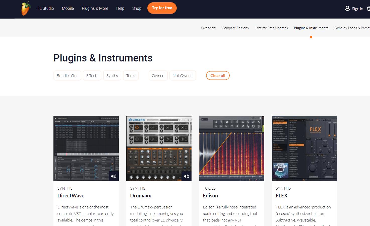 FL Studio 20 Features