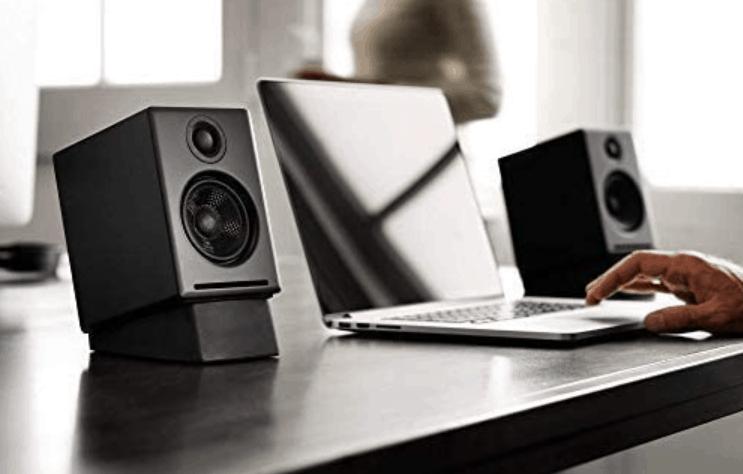 Audioengine A2+ Plus Wireless Speaker Bluetooth speakers