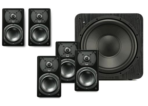SVS Prime Satellite 5.1 Speaker System
