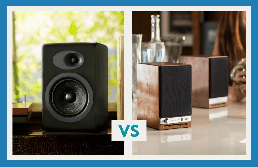 audioengine a5+ vs hd3