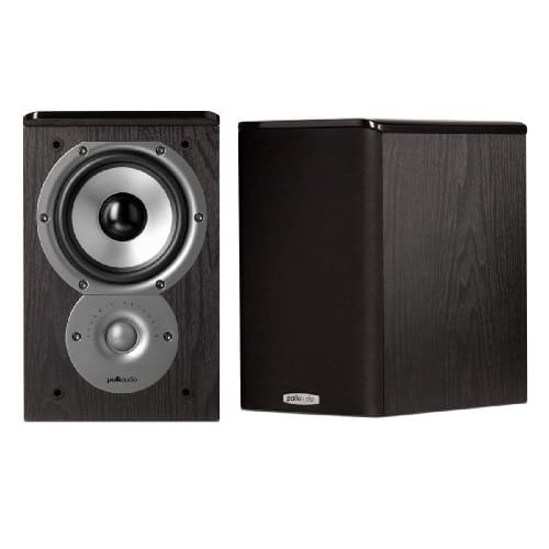 Polk Audio TSi100 Bookshelf Speakers | Amazon