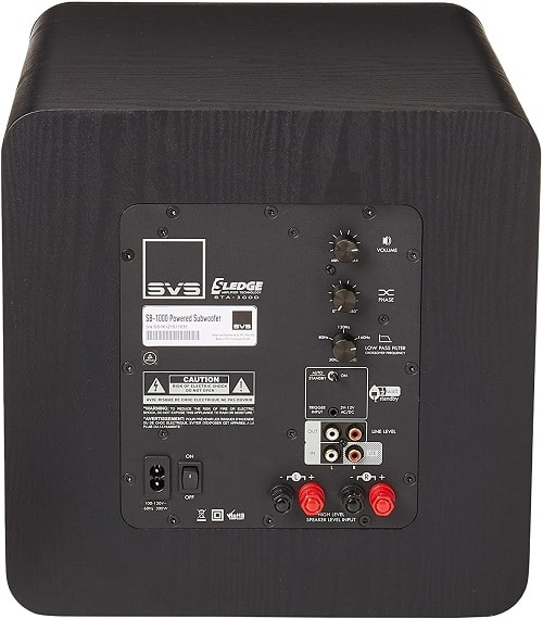 SVS sb 1000 features