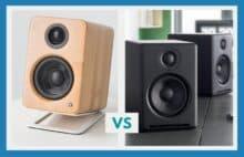 Kanto YU2 vs Audioengine A2+
