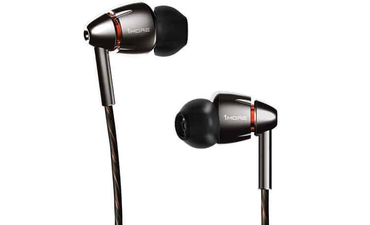 1More Quad Driver Earbuds