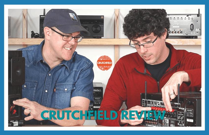 crutchfield review