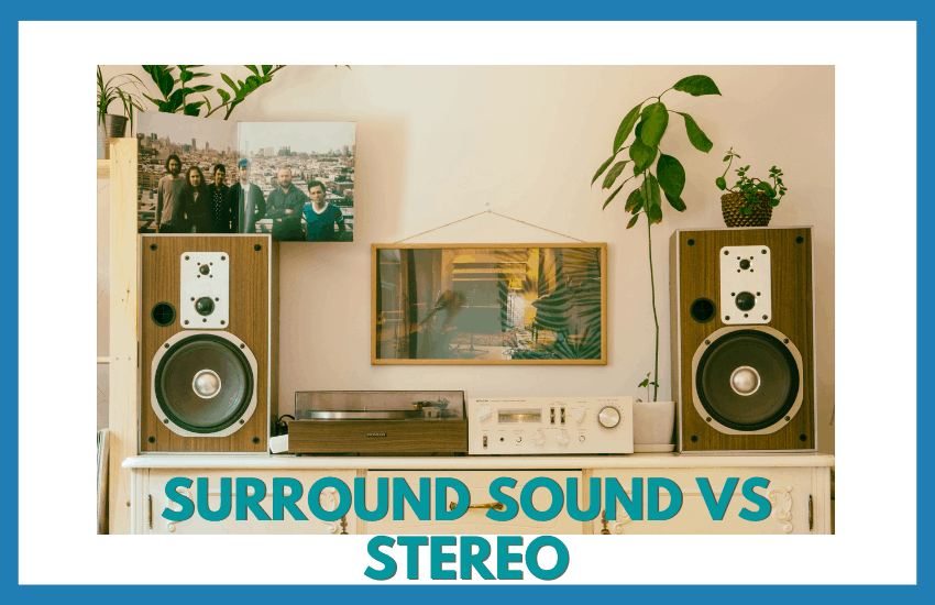 surround sound vs stereo
