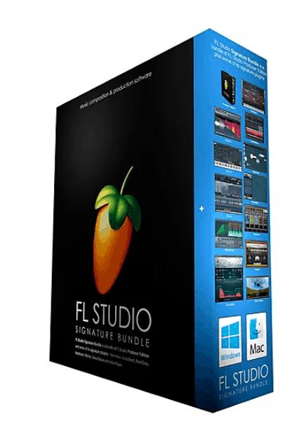 Image Line FL Studio 20 Signature Edition (Boxed) | FL Studio