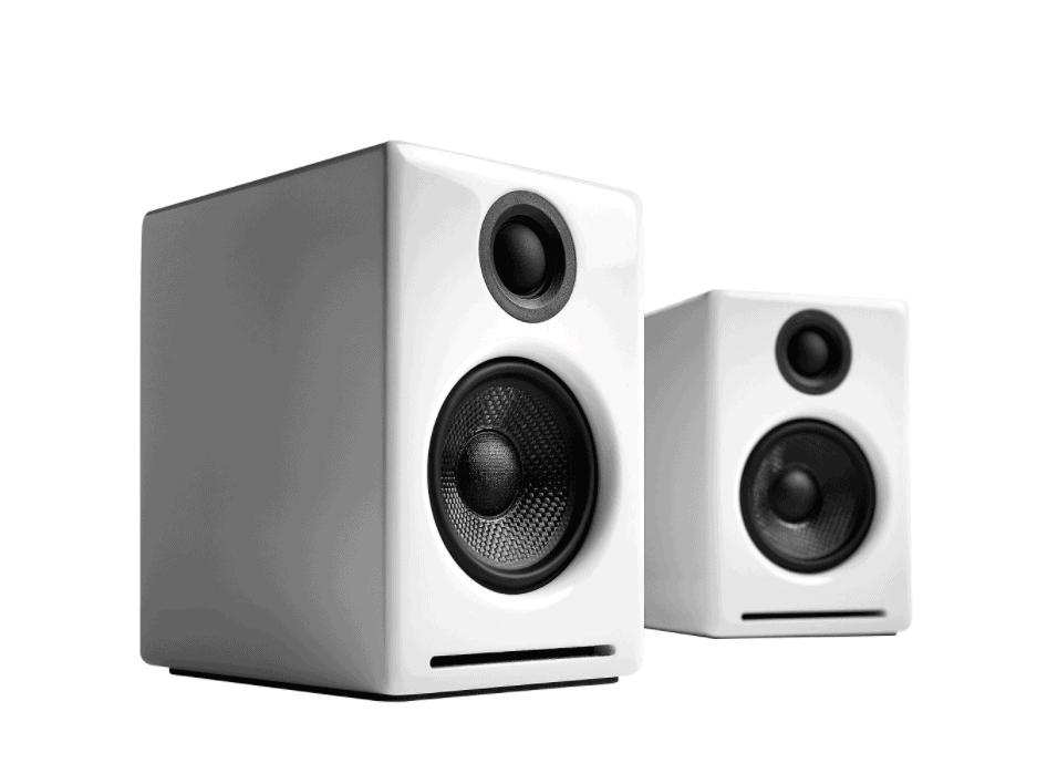 Audioengine A2+ Wireless Bluetooth Desktop Speakers | Guitar Center