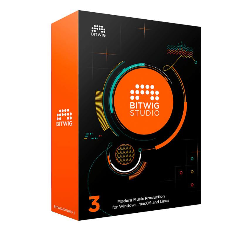 Bitwig Studio 3 (Download)   Guitar Center