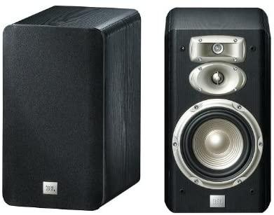 JBL L830 3-Way High Performance 6-Inch Bookshelf Loudspeaker | Amazon