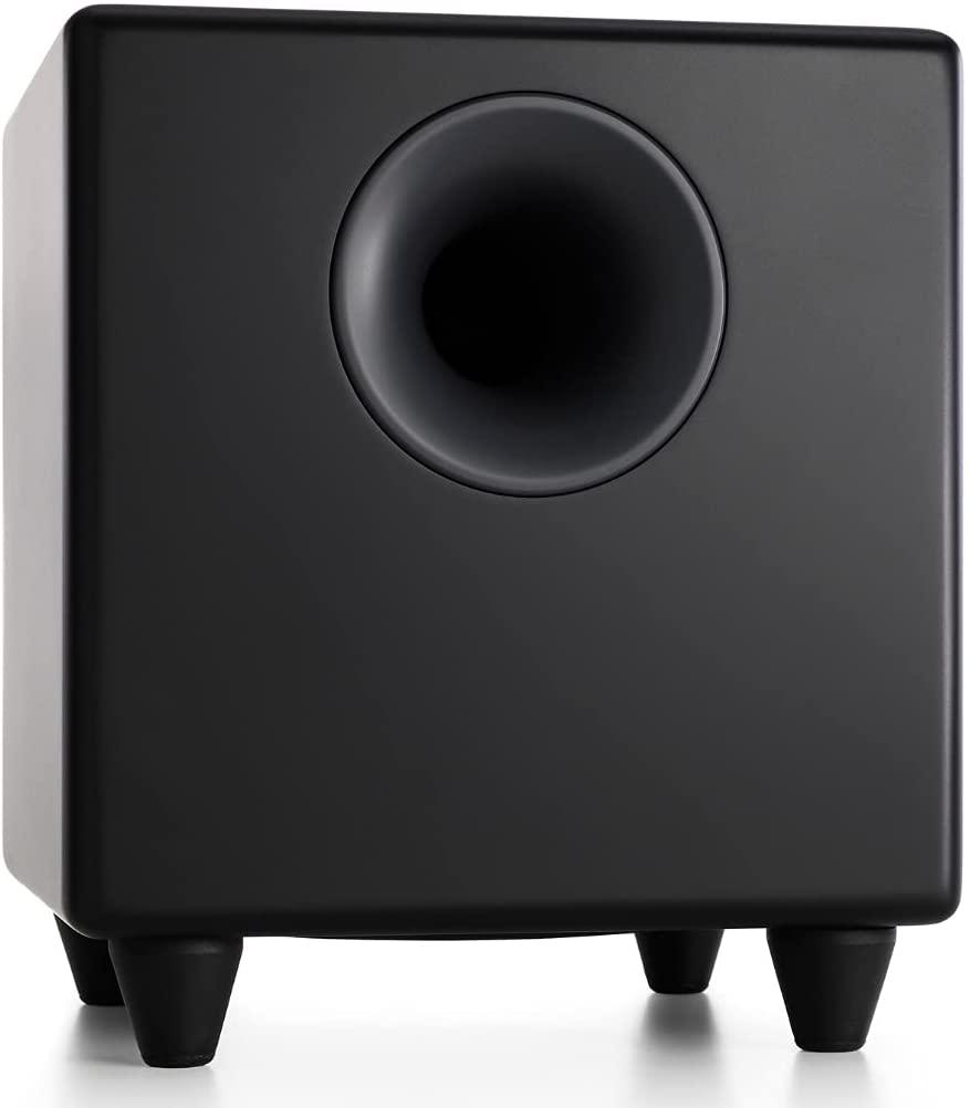 "Audioengine S8 Powered 8"" Subwoofer | Guitar Center"