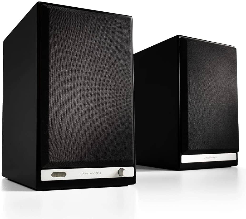 Audioengine HD6 Wireless Bookshelf speakers | Guitar Center