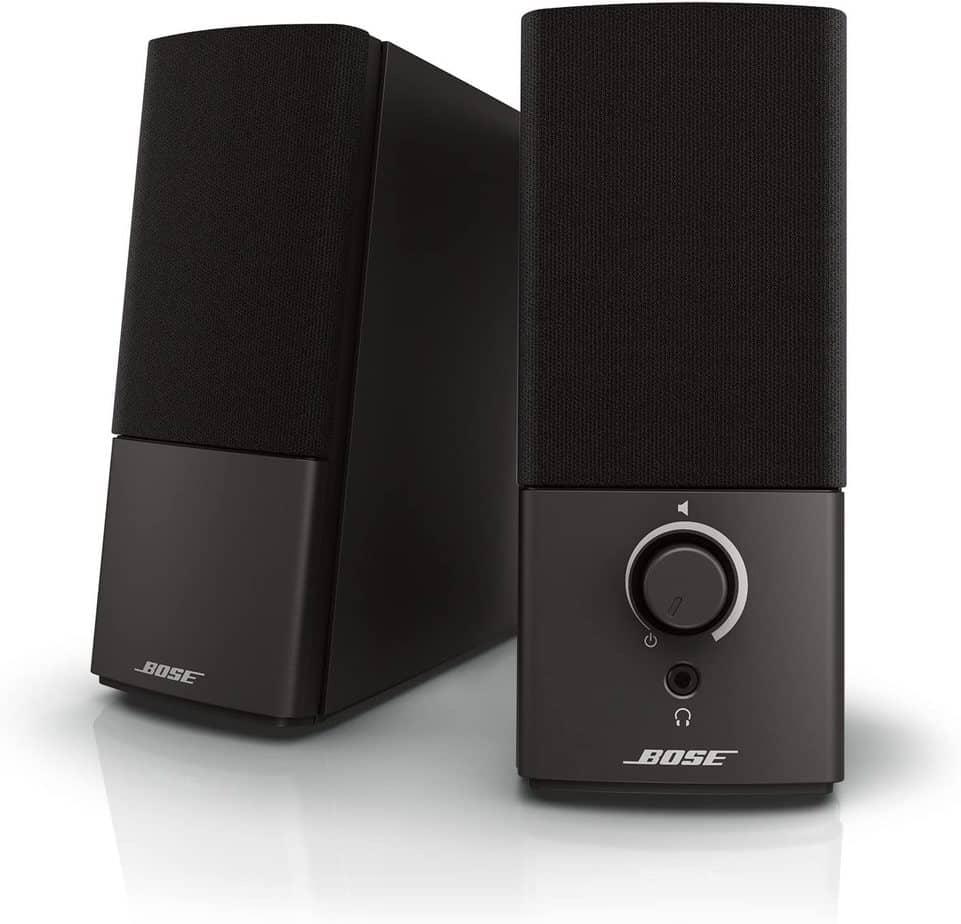 Bose Companion 2 Series III Multimedia Speaker System | Guitar Center