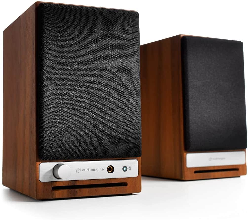 Audioengine HD3 Wireless Compact Speakers | Guitar Center