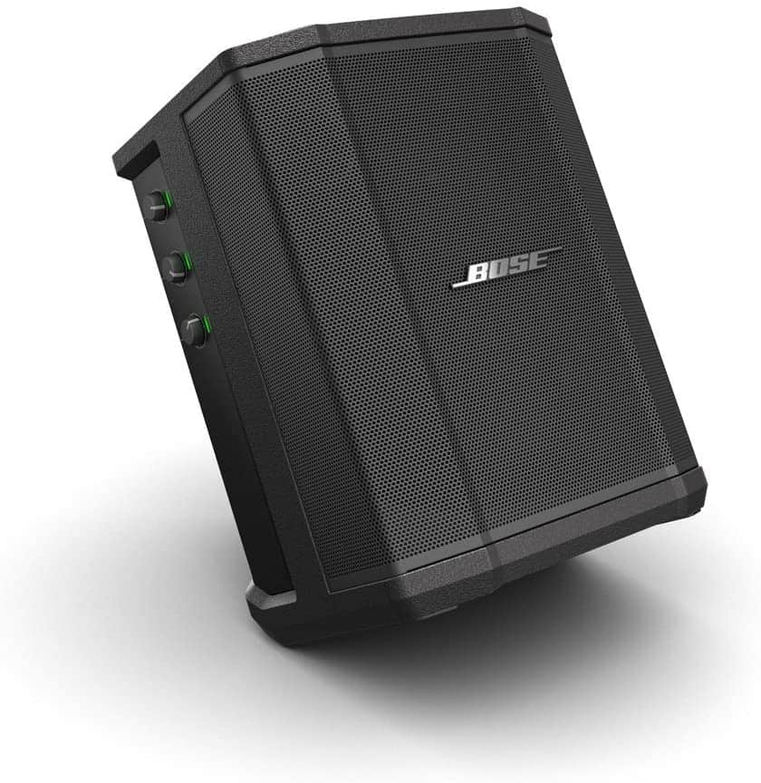 Bose S1 Pro Multi-Position Powered PA System with Battery   Guitar Center