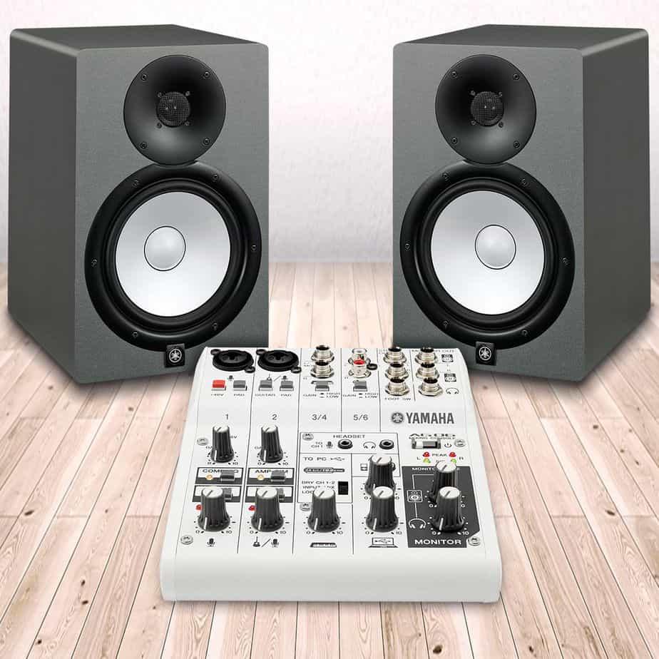 Home Recording Event | Musician's Friend